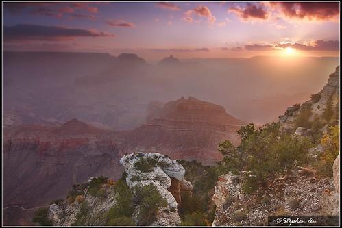 arizona sunrise landscape dawn bravo grandcanyon nd ndgrad karmapotd karmapotw elitephotography
