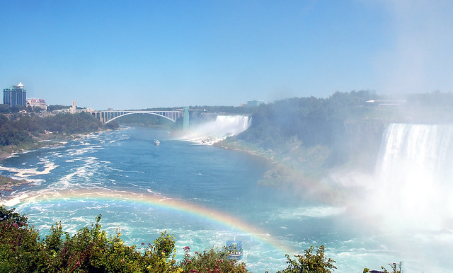 Niagara Falls - Rainbow Bridge