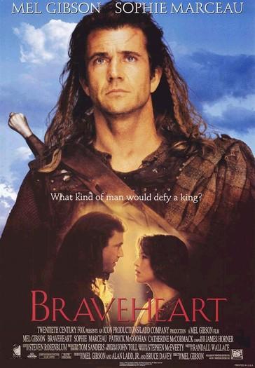 Braveheart (1995).