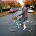 Dorothy Biking by Duncan Rawlinson - Duncan.co - @thelastminute