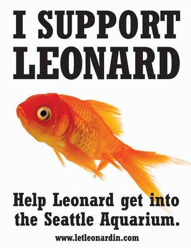 I Support Leonard!