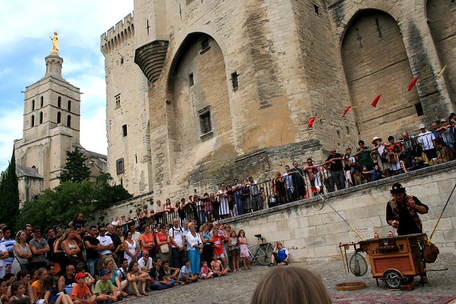 Festival d'Avignon 2007 (AVIGNON,FR84)