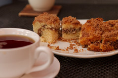Coffee Cake & Tea