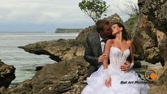 Wedding, Padang Padang Beach 1