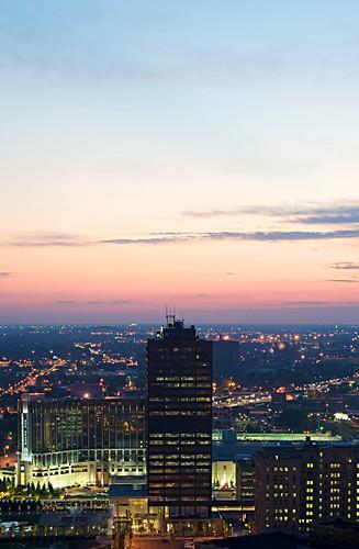 longexposure nightphotography pink blue sunset night nikon nightshot ryan 2009 southen ryansouthen d700 nikond700