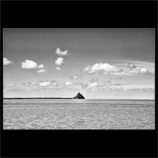 Mont St. Michel low tide / Version I (again)