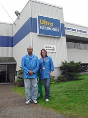 Ultra Electronics in Nova Scotia
