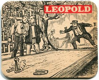 Belgium - Léopold Beer