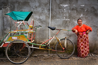 Me and My Rickshaw