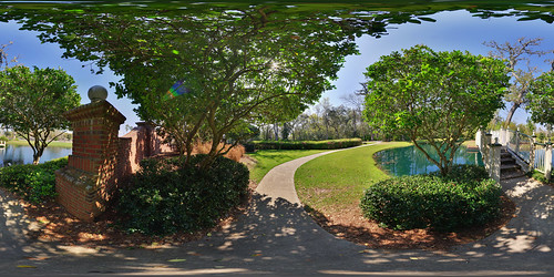 panorama canon pond florida sigma wideangle 1020mm hdr 360x180 orangepark 360° eagleharbor hugin equirectangular flemingisland enfuse