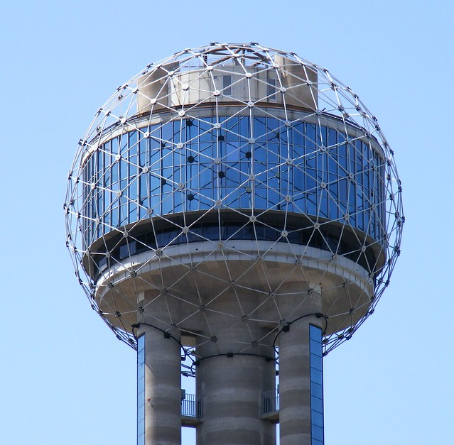 The Most Famous Landmark In Dallas