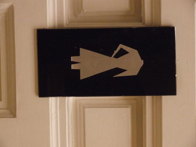women 39 s bathroom pictogram flickr photo sharing