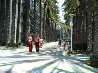 anaheim convention center ala 2008