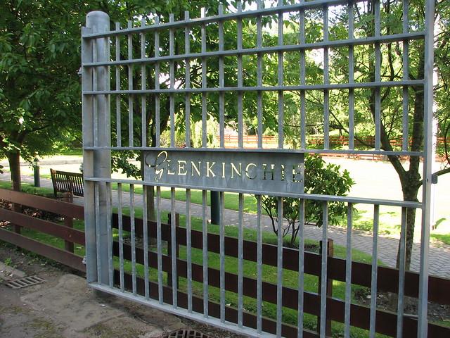 Glenkinchie Gates