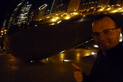 Me and the chicago bean
