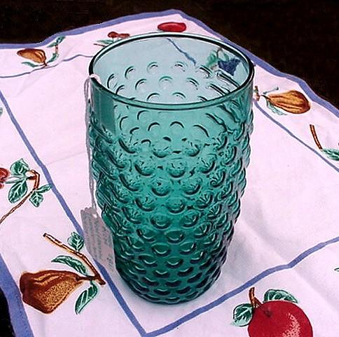 Aqua Drinking Glasses