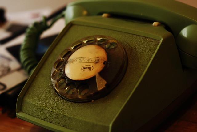 Telephone from Flickr via Wylio