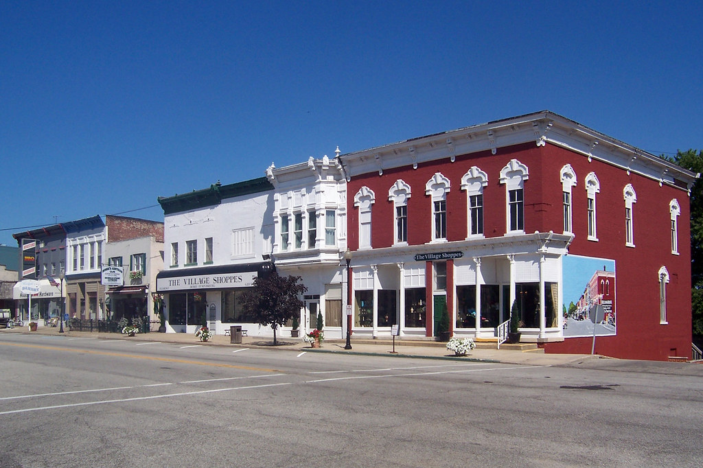 Downtown New Carlisle