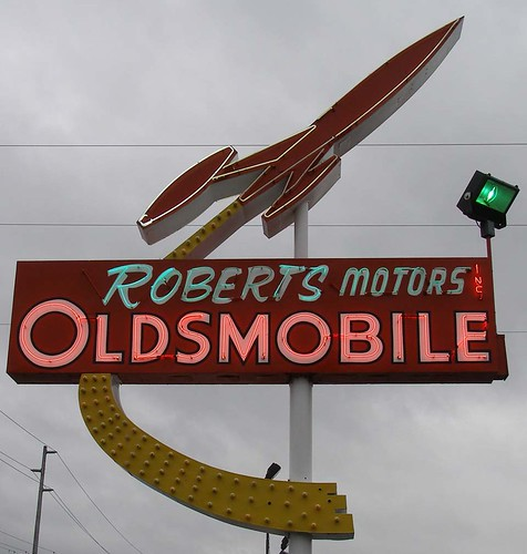 Roberts Motors Oldsmobile