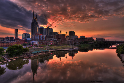 Nashville TN skyline, www.nashvilleskylines.com