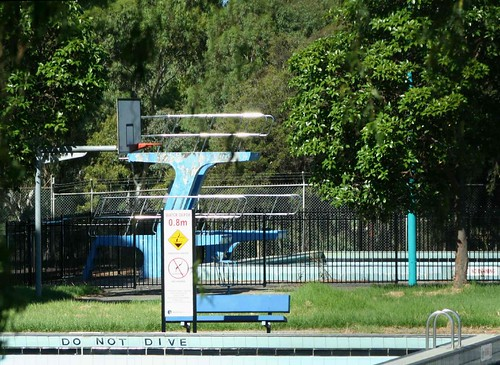 Save coburg olympic pool the diving board that was - Swimming pool diving board regulations ...