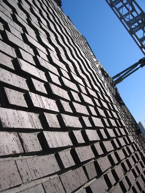 Precast Concrete Panel With Brick : Precast brick panel flickr photo sharing