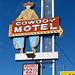 Cowboy Motel - Amarillo, Texas