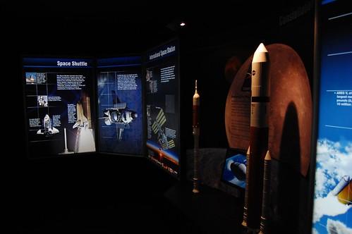NASA Booth, ASTC 2008