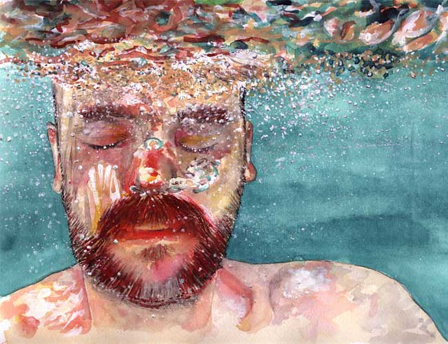 Jose Underwater 2007
