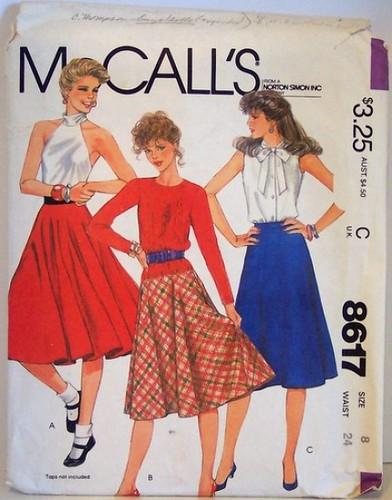 MOMSPatterns Vintage Sewing Patterns - McCall's Patterns