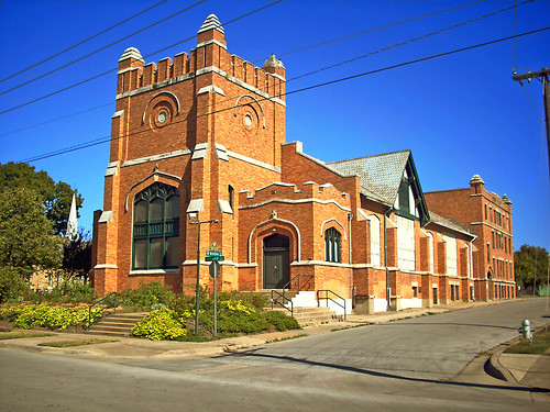 street church architecture texas fortworth historicpreservation gothicarchitecture