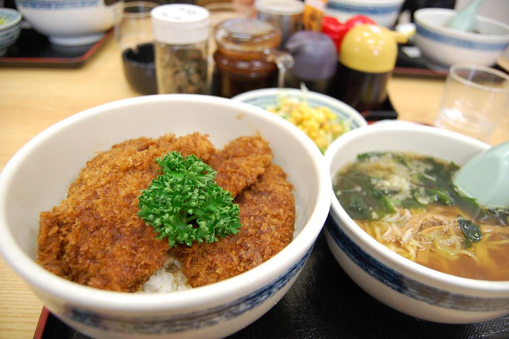 SAUCE KATSU DON(OH-TORAYA at GUNMA pfef)