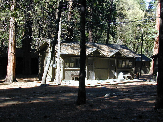 Curry village cabin flickr photo sharing for Curry village cabins yosemite