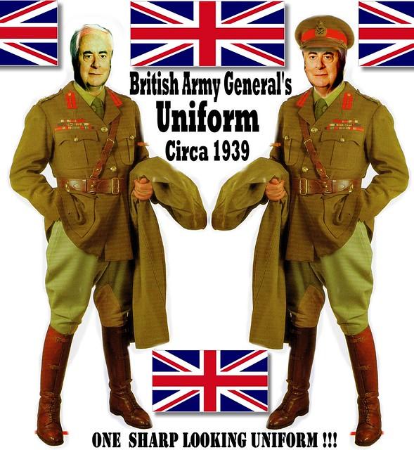 British General Uniform Riding Breeches 1930s If You Lik Flickr