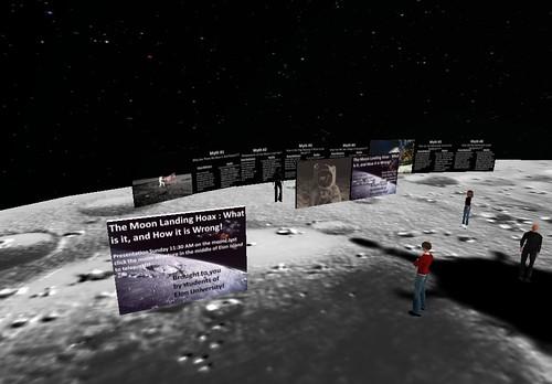 u s moon landing conspiracy - photo #25