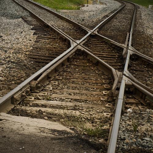 railroad downtown texas crossing tracks olympus rails greenvilletexas e410 huntcountytx gtowneric
