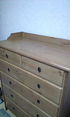 drawer, furniture, wood, chiffonier, wood stain, chest of drawers, chest,