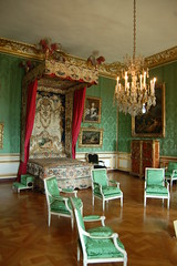 Versailles Palace Green Room