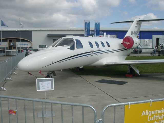 Cessna Citation CJ 1