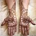 Liz's Bridal Mehndi by HennaMe