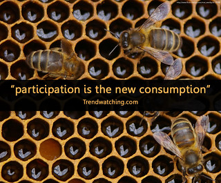 participation is the new consumption
