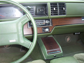 "1975 Electra with ""Air Cushion Restraint System"""