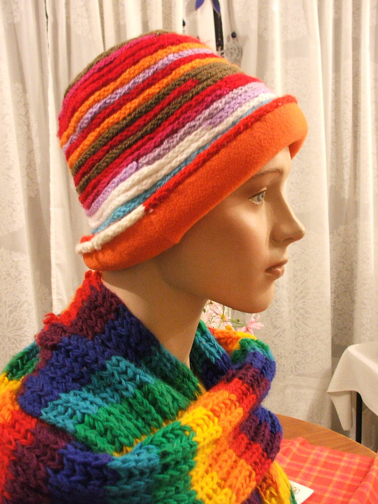 French Knitted beanie