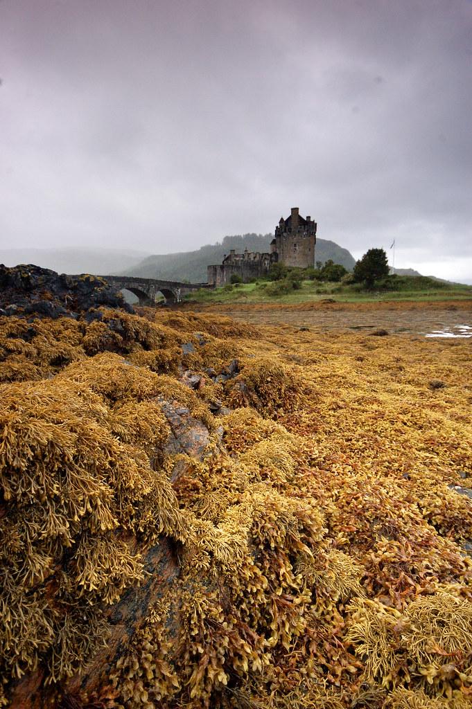 Eilean Donan Castle - Flickr CC Paul Stevenson