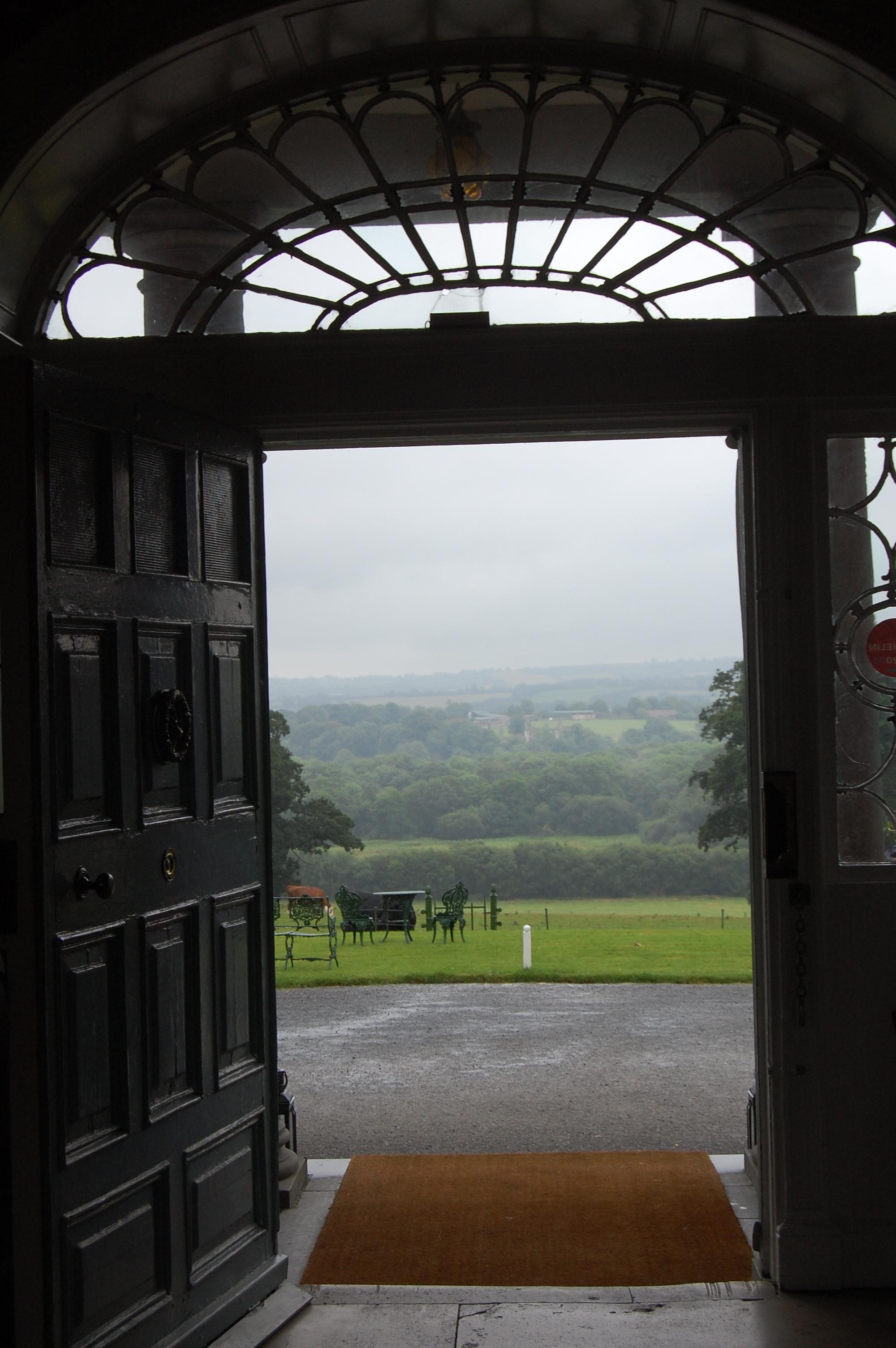 Foyer House Cork : Elevation of doneraile co cork ireland maplogs