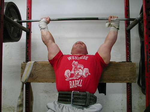 KP 2 overhead press