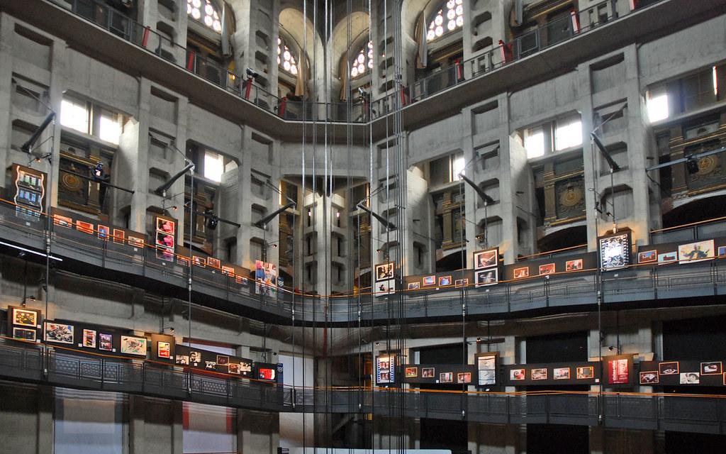 Exposition du musée du cinéma à Turin - Photo de Jean Pierre Dalbéra