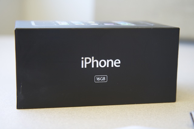 1st Gen iPhone 16GB