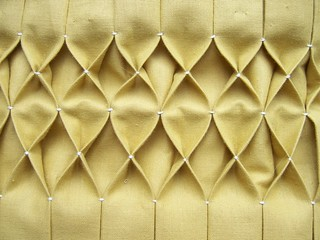 honeycomb smocking for tutorial