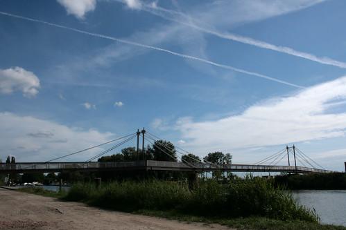 Brücke in Geesthacht